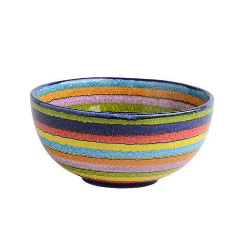 POP Lines Small Deep Bowl