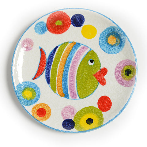 POP Waves Salad Plate