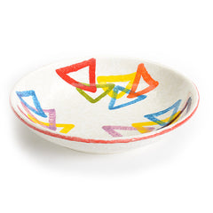 POP Triangle Soup Bowl