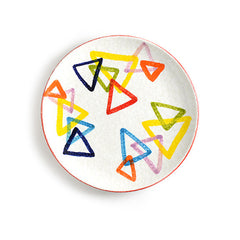 POP Triangle Dinner Plate