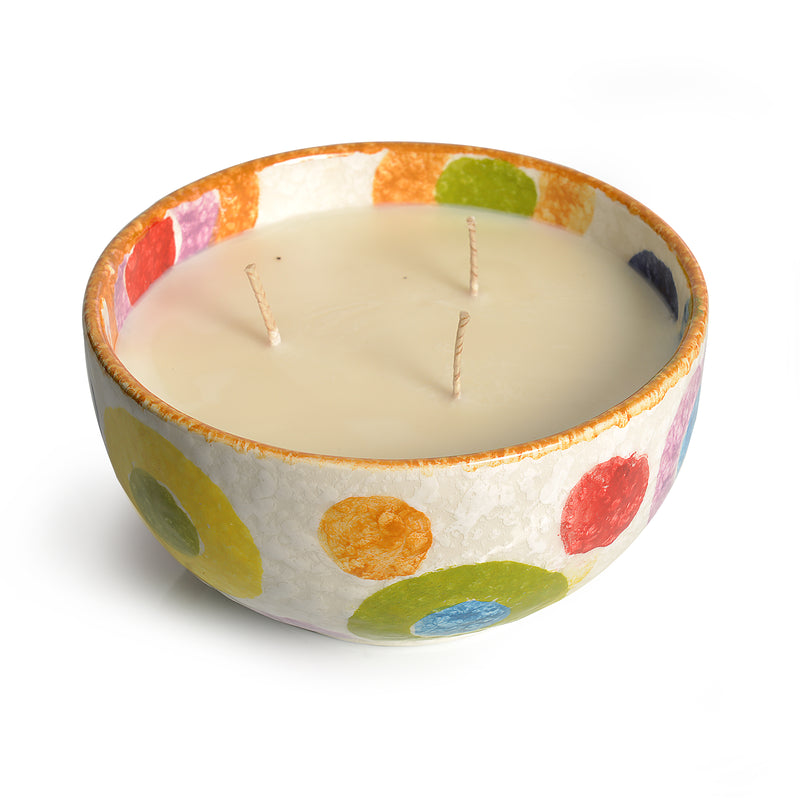 POP Circle Small Bowl Candle