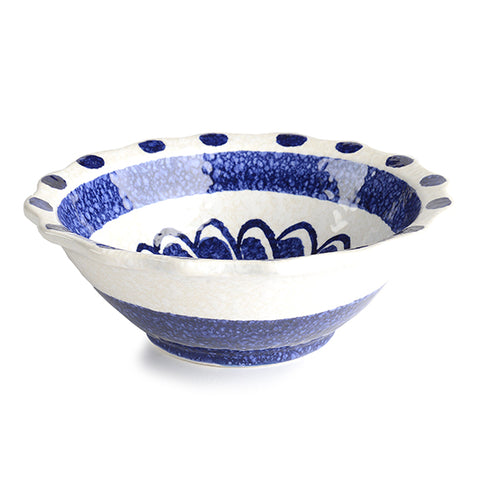 Portichetto Blu Soup Bowl