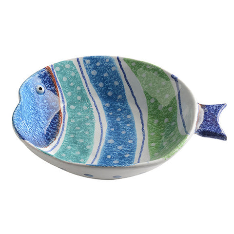 Porto Venere Fish Soup Bowl