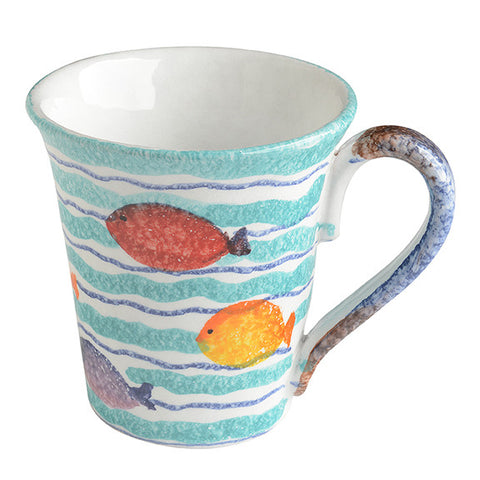 Porto Venere Waves Mug