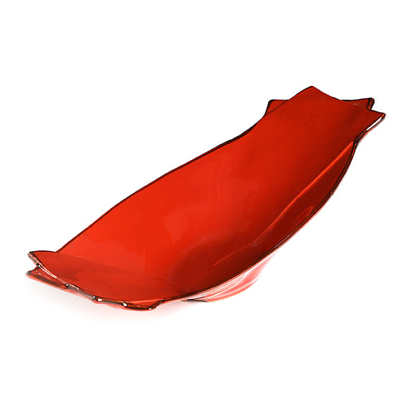 Rosso Modern Serving Bowl