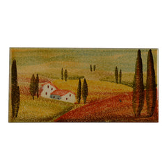 "Sogno Toscano 4"" by 8"" Tile"