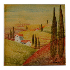 "Sogno Toscano 8"" by 8"" Tile"
