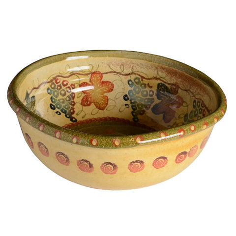 Terre Di Chianti Large Serving Bowl