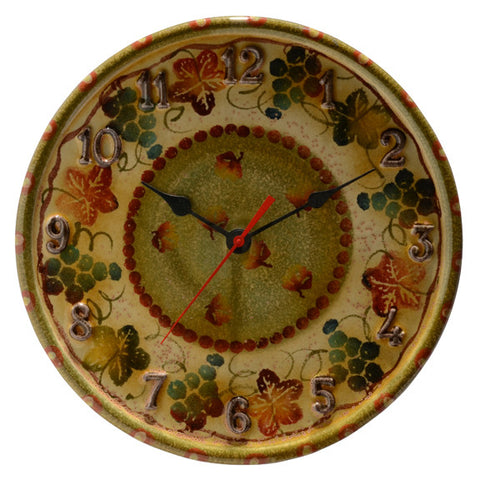 Terre Di Chianti Small Wall Clock