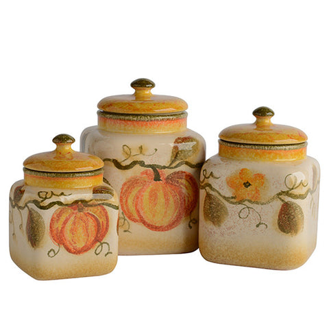 Zucca Canister Set