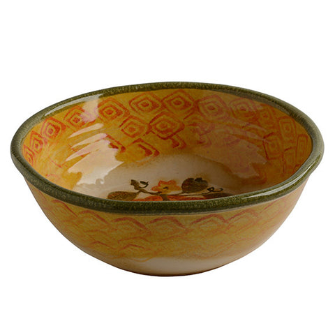 Zucca Small Serving Bowl