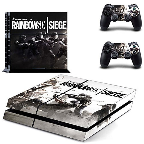 Tom Clancy's Rainbow Six Siege PS4 Skin