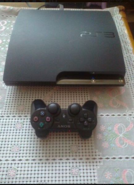 Slim PS3 Console Refurbished - ModMyGame - 1