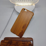 iPhone 6 and 6s Plastic Wood Texture Case - ModMyGame - 2