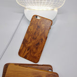 iPhone 6 and 6s Plastic Wood Texture Case