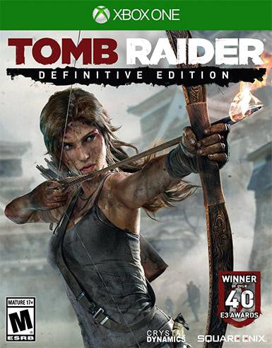 Tomb Raider: Definitive Edition - Xbox One - ModMyGame