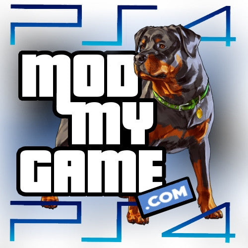 GTA Modded Account for PS4 - ModMyGame - 1
