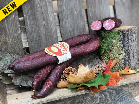 Petro Beef salami ~400g. Get 2 for £12 !