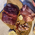 Venison Haunch Steaks. 2 steaks ~ 170-190g - Wild Game Meat