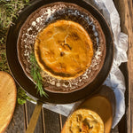 Traditional Game Pie