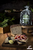 Rye Bread without YEAST 750g - Wild Game Meat