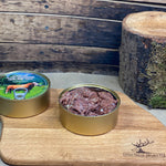 NEW! Canned Alpen Simmental 100% Beef - Wild Game Meat