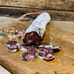 Air Dried Red Deer Salami