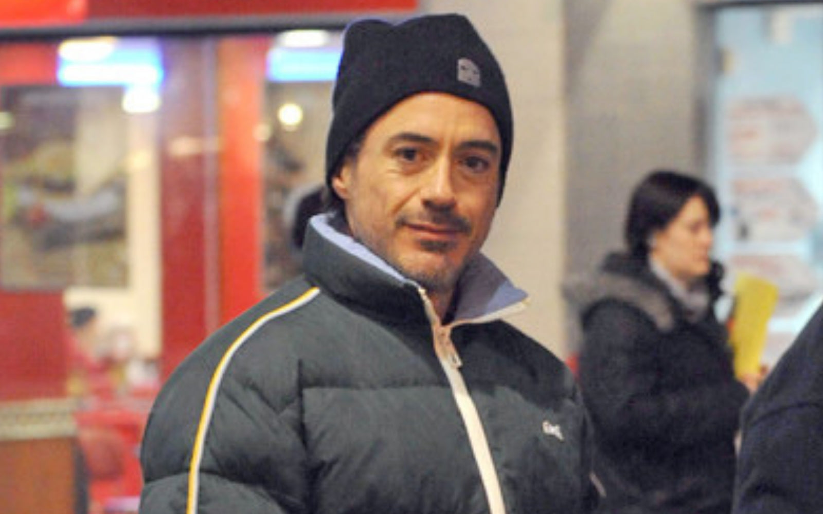 Robert Downey Jr Beanie - Get This Look - Mens Beanie