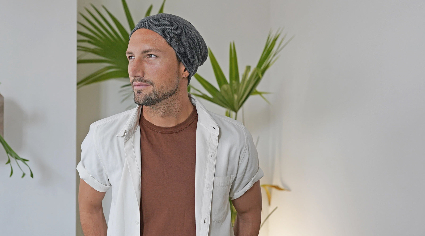 Mens Slouchy Beanies