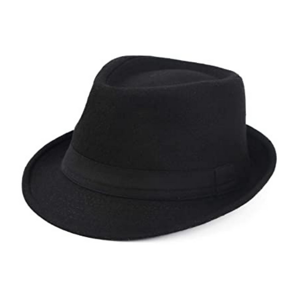 Tribly hat on white surface