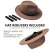 Womens Fedora Hat Size Reducer