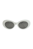 Scha Sunglasses Retro in White