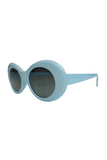 Scha Sunglasses Retro in Blue