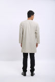 Syah Kurta in Dusty Green