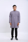 Theo Kurta in Grey