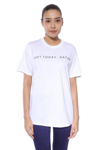 TSHIRT - Not Today, Satan