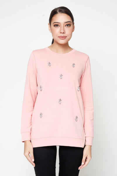 Zahara Top 004 in Pink