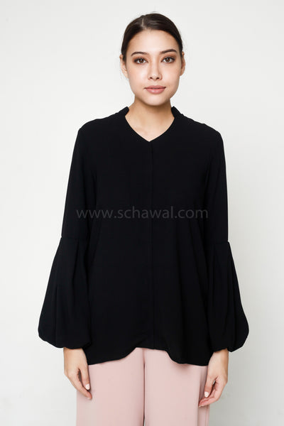 Melissa Top 016 in Black