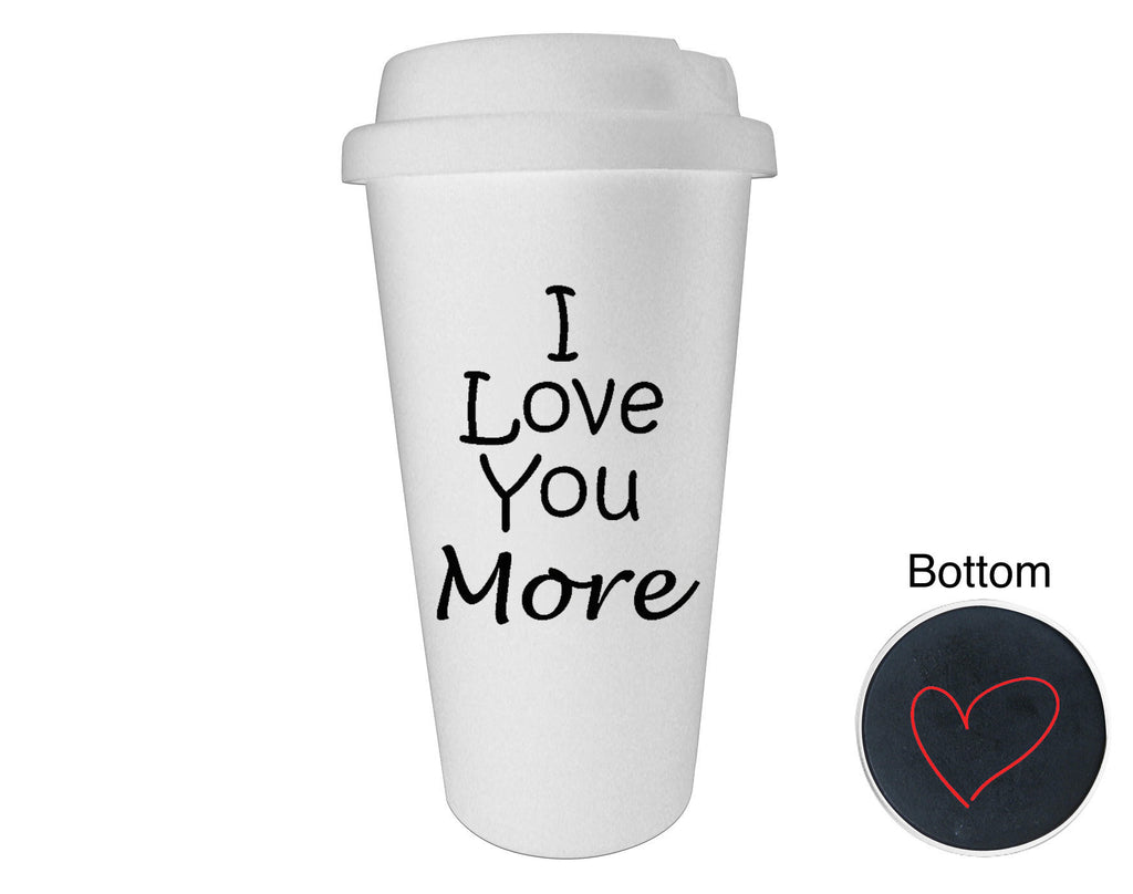 I Love You More Tumbler