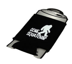 Gone Squatchin' Neoprene Can Coolie