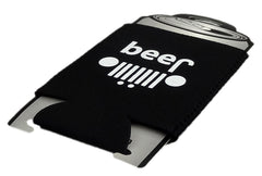 Beer Truck Jeep Neoprene Can Coolie
