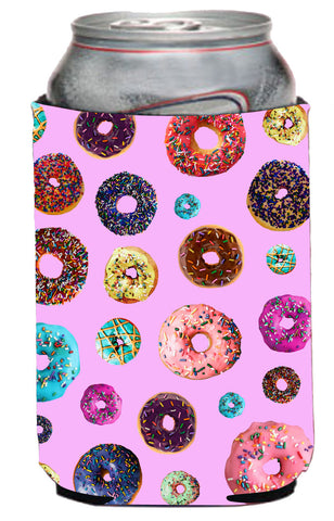 Donut Neoprene Can Coolie