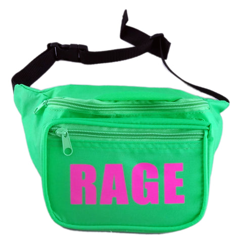 Rage Fanny Pack