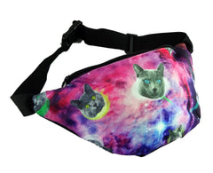 Space Cat Fanny Pack