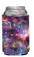 Galaxy Neoprene Can Coolie