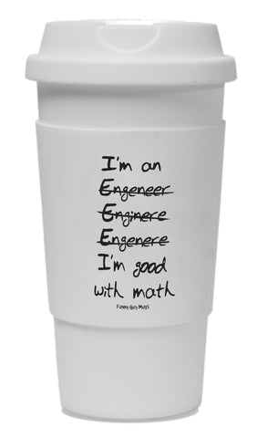 I'm Good With Math - Engineer Tumbler