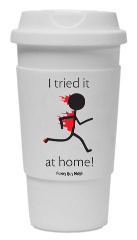 I Tried It At Home Tumbler