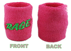 Rage - 3 Pack - Sweatbands