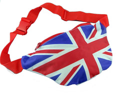 British Flag Fanny Pack