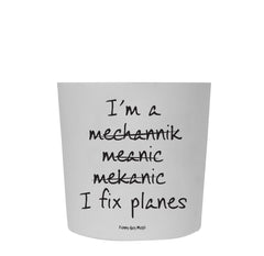 I Fix Planes - Mechanic Tumbler